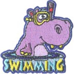 Swimming - Hippo