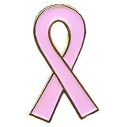 Pink Awareness Lapel Pin