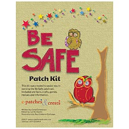 Be Safe, Safety, Owl, Online Safety, School Safety, Girl Guides, Girl Scouts, Meeting Plan, Challenge Kit, Program, Plan