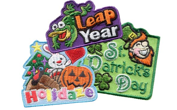 Holiday Patches