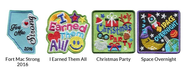 Our catalogue of new patches
